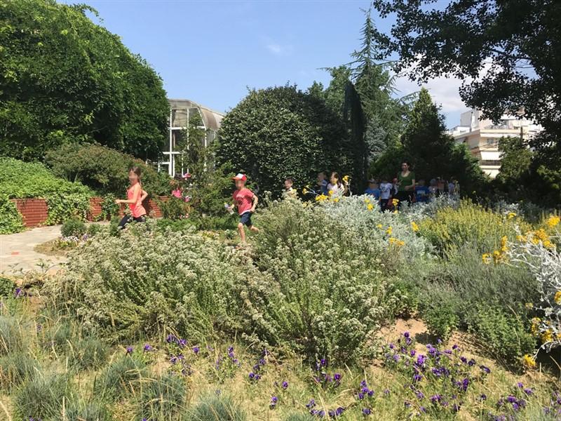 Ο βοτανικός κήπος – όαση στην καρδιά του μπετόν στη Θεσσαλονίκη (ΦΩΤΟ), φωτογραφία-5