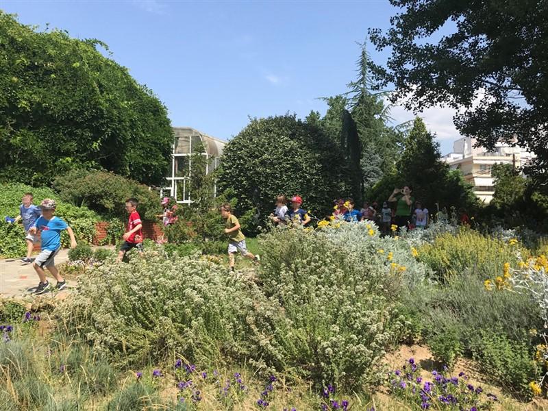 Ο βοτανικός κήπος – όαση στην καρδιά του μπετόν στη Θεσσαλονίκη (ΦΩΤΟ), φωτογραφία-4